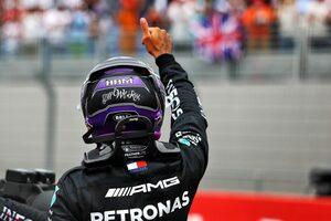 ハミルトン「予選10分前のセットアップ変更で改善。まだチャンスはあると希望を持っている」メルセデス/F1第7戦