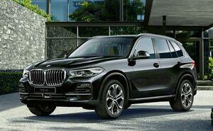 BMW X5のディーゼルエンジン仕様に期間限定生産モデルの「X5 xDrive35dプレジャー3エディション」が登場