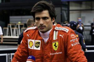 サインツ予選5番手「車の力をすべて引き出すことができた。進歩を感じる」フェラーリ/F1第7戦