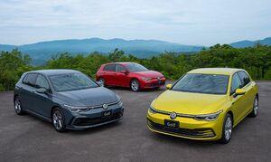 全車でマイルドハイブリッド化した第8世代の新型フォルクスワーゲン・ゴルフが日本での販売を開始
