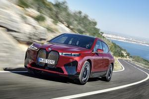 今秋発売!BMWが新型電動SUV「iX」の初期生産モデルの先行予約をスタート