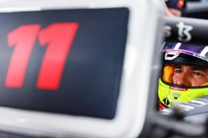 ペレス4番手「フロントロウを狙っていたがミスをした。決勝で挽回する」レッドブル・ホンダ/F1第7戦予選