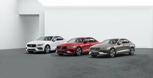 「ボルボ S60/V60 クロスカントリー」に48Vハイブリッド導入、国内販売モデルの全車電動化が完了