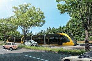 2022年開業予定のLRTは宇都宮駅から鬼怒川を抜ける東西交通の渋滞を解消し〝雷都〟の未来を変えるか?