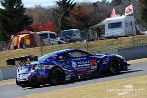 【スーパーGT】GT300王座へあと一歩、56号車リアライズ藤波&オリベイラ「周りは気にせず自分たちのレースをする」