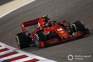 """フェラーリ、好調トルコの再現ならずQ2敗退。ルクレールは""""いつもの彼""""ではなかった? F1バーレーンGP"""