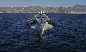 ウィリアムズ、フォーミュラEで培ったバッテリー技術を高級船舶の電動システムに導入