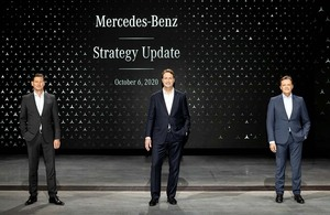 メルセデス・ベンツが新たな電動化戦略を発表