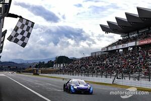 【スーパーGT】劇的展開でRAYBRIG NSX-GTが逆転王座。ホンダ八郷社長がコメント「新型コロナの中、ファンと共有でき嬉しい」