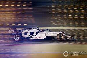 """アルファタウリ・ホンダ、2台揃ってQ3進出。それを""""残念""""と思えるのは「素晴らしいこと」 F1バーレーンGP予選"""