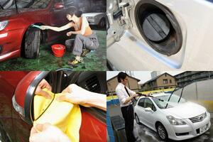 忘れると「取り返しがつかない」ダメージになることも! 洗車で忘れがちな「クルマの細部」4選+α