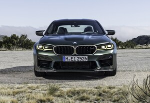 BMWジャパンがM5の軽量高性能版「M5 CS」を12日午前11時~発売。限定数はわずか5台