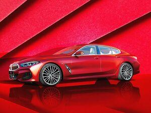 BMWジャパン、8シリーズグランクーペに限定車「コレクターズ・エディション」 特別なボディカラーやホワイトレザー採用