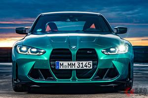 ちょっと待った! BMW新型「M3」は今秋導入される4WDを狙うべし