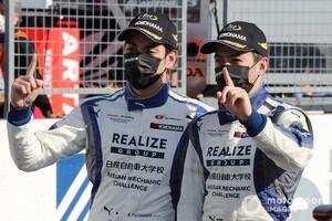 【スーパーGT】デ・オリベイラ「期待以上の結果!」前年王者KONDO RACING、新シーズンを勝利|開幕戦GT300優勝コメント