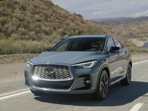 日産がインフィニティ ブランドの新型クロスオーバーSUV 2車種、「QX55」と「QX60」を北米で発表