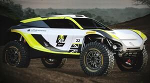 JBXE RACINGとロータスエンジニアリングが電気自動車のSUVオフロードレース「エクストリームE」に共同参戦