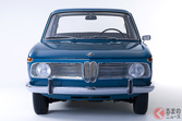 BMWがベンツに吸収合併される!? 危機を救ったノイエクラッセ「1500」誕生から60周年