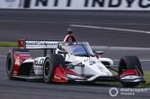 【インディカー】佐藤琢磨、インディGP予選で僅か0.06秒差でQ2進出逃す「僅かにスピードが不足していた」