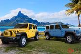 ジープ「ラングラー・アンリミテッド・アイランダー」が10年ぶりの復活! 南国のビーチを想起させる限定車