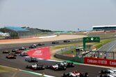 F1初のスプリント予選導入のイギリスGP、タイムスケジュールを大幅に変更。金土は夕方開催へ