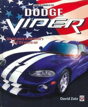 【ダッジ・バイパー】V10エンジン高性能スポーツカーの秘密【新書紹介】
