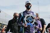 """【インディカー】インディアナポリスGP予選、""""元F1ドライバー""""ロマン・グロージャンがシリーズ初ポールポジション獲得"""