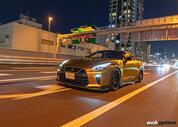 「乃木坂46の新曲MVにスモーキー永田の愛機が登場!」『齋藤飛鳥』仕様の金色GT-Rは買えるんです!!