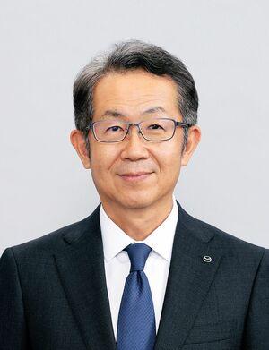 マツダ、新会長に菖蒲田氏 藤原副社長はCOO兼務 小飼会長は相談役へ