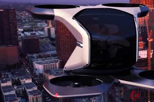 時速90キロで飛行! 「空飛ぶクルマ」をGMが発表 トヨタも注目「eVTOL」とは
