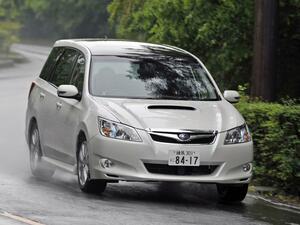 【試乗】エクシーガ 2.0GTは、余裕の走りと燃費性能を両立させた【10年ひと昔の新車】