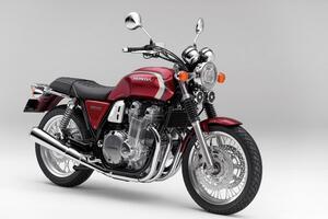 ホンダ「CB1100EX」【1分で読める 2021年に新車で購入可能なバイク紹介】