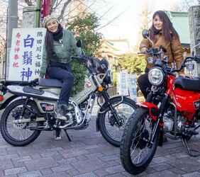 原付二種のあるバイクライフは幸せ! 便利なだけじゃない125ccバイクの楽しみ方