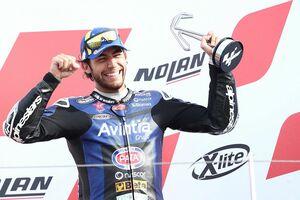 【MotoGP】ミサノで2度目の表彰台を獲得したバスティアニーニ、今後の課題は予選順位にあり