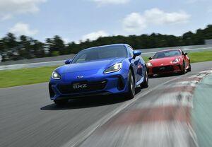排気量アップで速さを増した新型GR86とBRZ。その実力はFRスポーツの新基準か