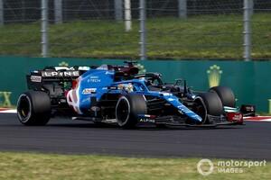 アロンソが魅せた絶品ディフェンス。F1上層部も称賛「シーズン後半もこういうシーンを期待している」