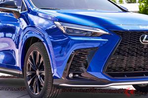 レクサス新型「NX」先行商談を8月19日より受付開始! 今秋発売を前に「レクサスの舞台裏」も公開へ