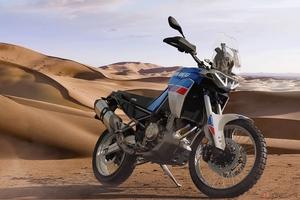 アプリリア「Tuareg 660」登場 専用スチールフレームを採用した軽量なアドベンチャーモデル