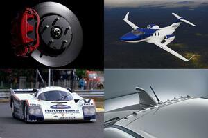 ターボにディスクブレーキにDCT! クルマの最先端技術は「航空機」や「レース」からのお下がりが多かった!