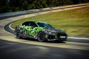 新型アウディRS3がニュルブルクリンクのクラス最速モデルに。7分40秒748をマーク
