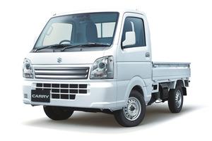 スズキ 軽トラック「キャリイ」を一部仕様変更
