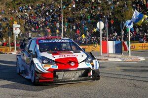 8冠に王手のオジエがシェイクダウン首位。逆転狙うエバンスが続く/WRC第11戦スペイン
