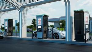 ABBが3分未満で航続距離100km分の充電ができる世界最速のEV用充電器「Terra 360」を発売
