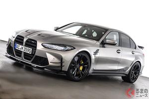 BMW新型「M3」を80馬力アップ! ACシュニッツァーの普段遣いできるチューニング内容とは