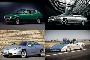 「セリカのつり目」「カウンタックのシザースドア」「シーマのバルカンライト」! カスタムで他車種に流用されまくった「装備」4選