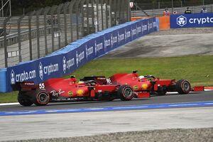 """フェラーリ、""""攻めの決断""""でPUアップグレード「2022年を見据えて経験を積むことが第一の目的」"""
