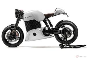 オーストラリアの電動バイクメーカー「Savic Motorcycles」 政府から共同投資資金をうけ2022年より「C-Series」の生産を開始