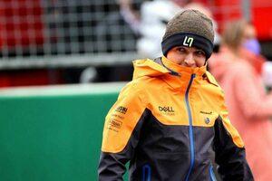 ノリス、F1ルーキーシーズンの2019年にメンタルの不調があったことを告白