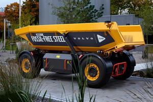 【製造時のCO2排出削減】ボルボ 化石燃料フリーの鉄鋼で新型トラック開発 来年生産開始