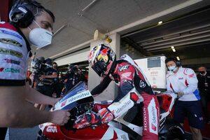 中上貴晶「最後尾からの厳しいレースになると思いますがベストを尽くします」/MotoGP第3戦ポルトガルGP予選